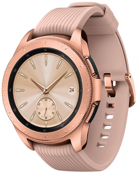 Samsung Galaxy Watch 42mm Rose Gold - фото