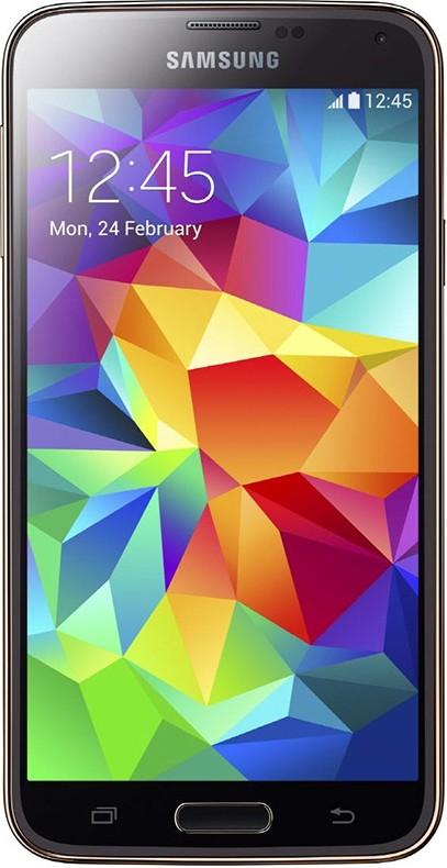 Смартфон Samsung Galaxy S5 G900H Gold - Фото 1