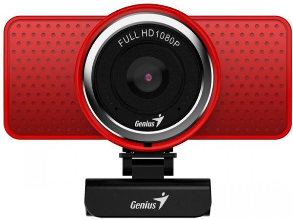 Genius 8000 Full HD Red (32200001401) - фото