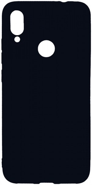 TOTO 1mm Matt TPU Case Xiaomi Redmi Note 7 Black