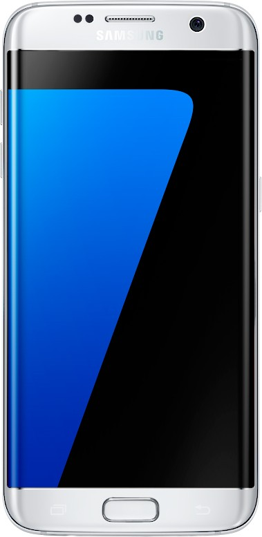 Смартфон Samsung Galaxy S7 Edge G935 32GB White - Фото 1