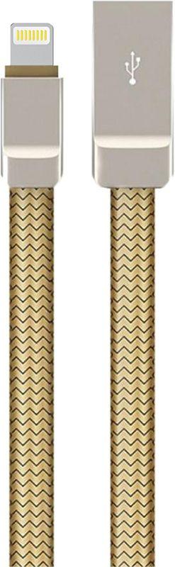 Купить Кабели и переходники, LDNIO LS20 Lighting cable 1m Gold