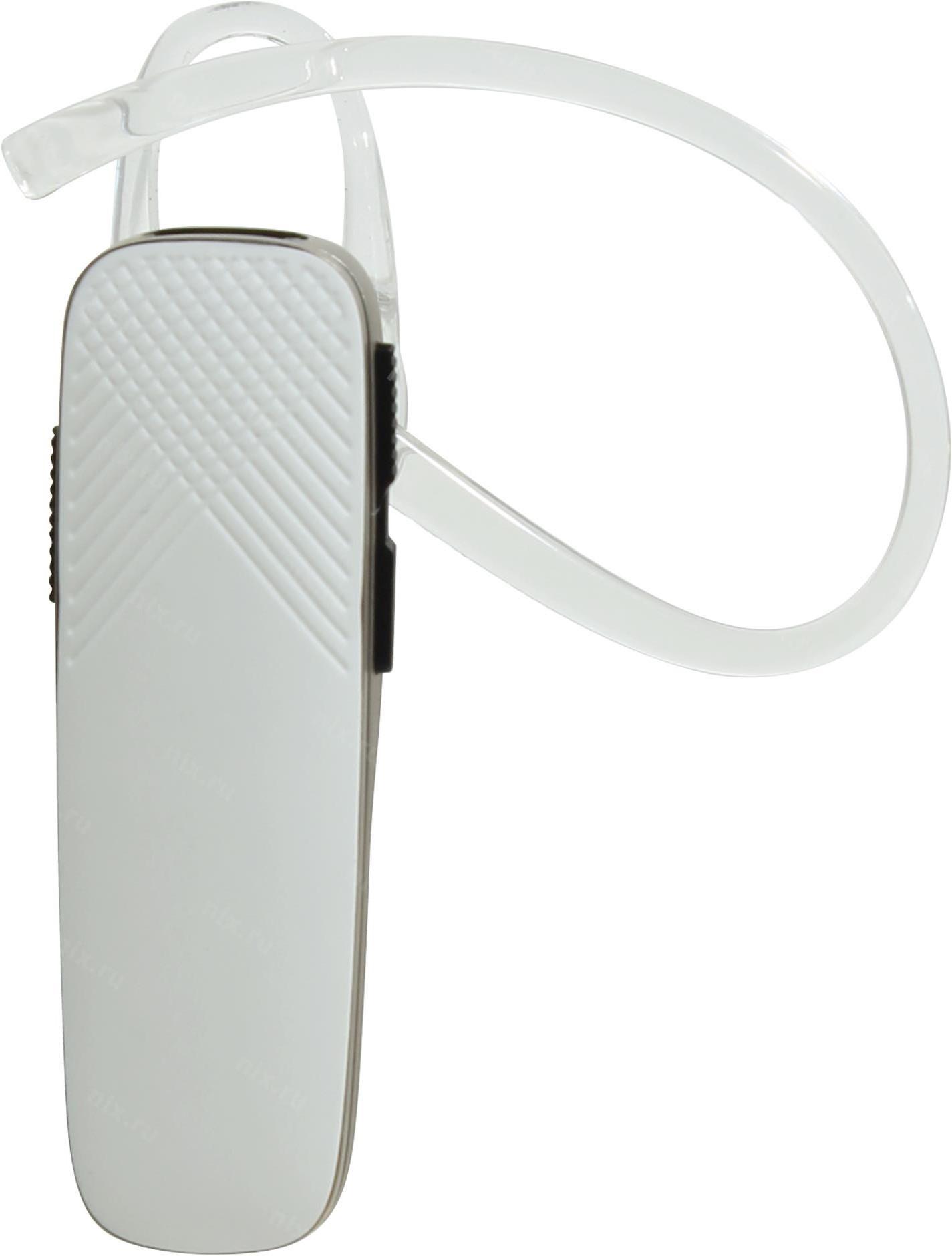 Гарнитура беспроводная Plantronics Explorer 500 White - Фото 1