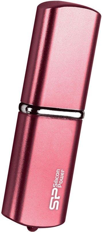 USB Flash Silicon Power LUX mini 720 64Gb Peach - Фото 1