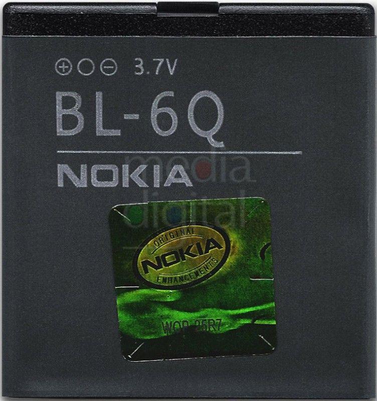 Аккумулятор Nokia 6700 (BL-6Q) - Фото 1