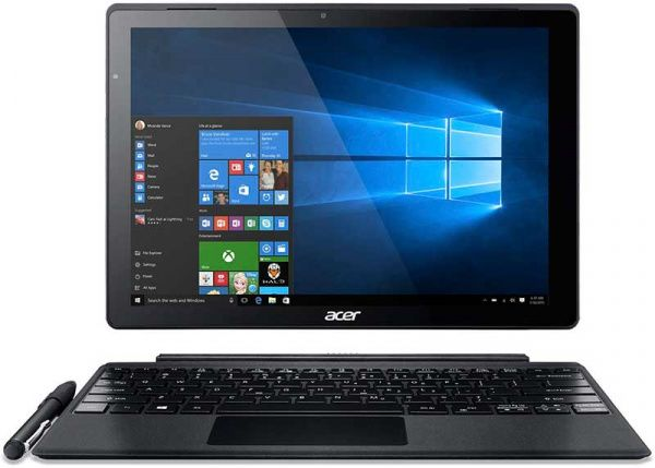 Acer Switch Alpha 12 SA5-271 (NT.LCDEU.019) Gray - фото