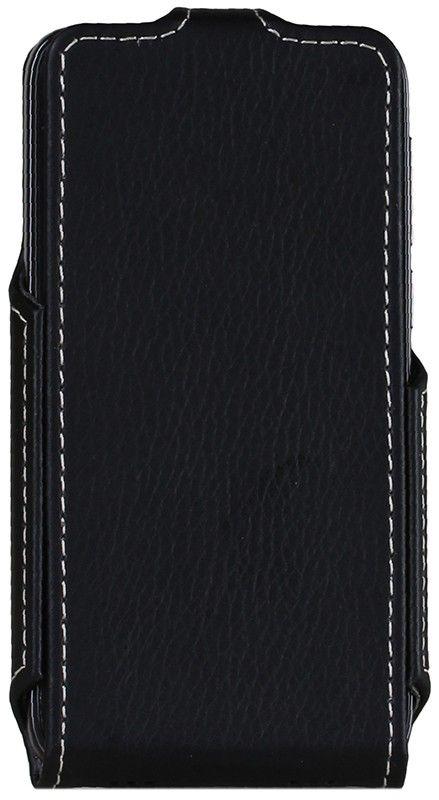Чехол-флип RedPoint Flip Case для Bravis Solo Black - Фото 1