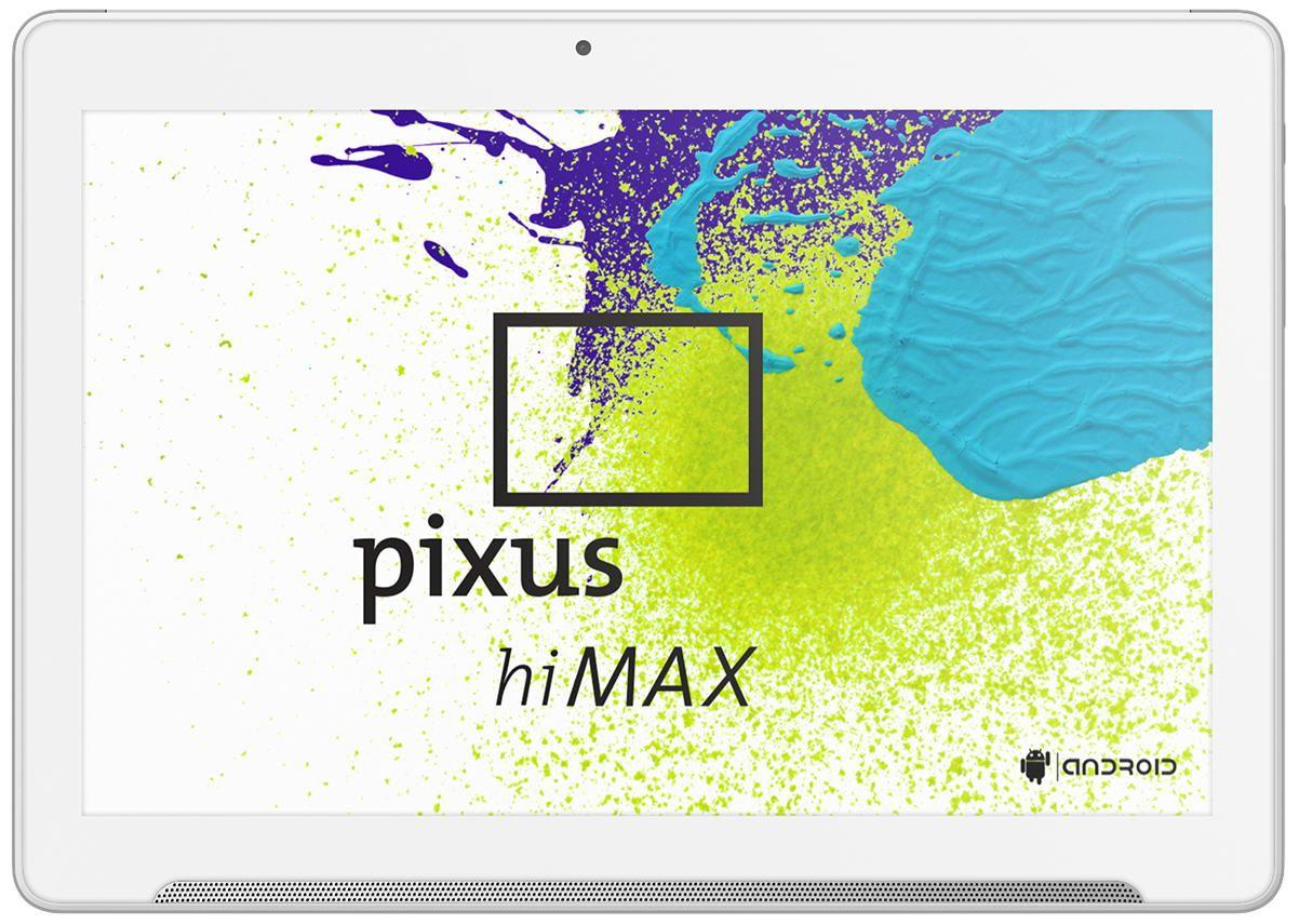 Планшет Pixus hiMAX White - Фото 1