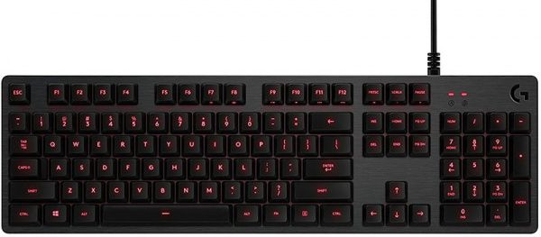 Logitech G413 Mechanical Gaming Keyboard - фото