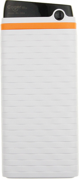 Cager QC8 Power Bank 20000 mAh Li-Polimer White - фото