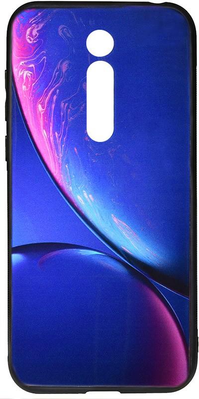 Купить Чехлы для телефонов, TOTO Print Glass Space Case Xiaomi Mi 9T/Mi 9T Pro/Redmi K20/K20 Pro Blue