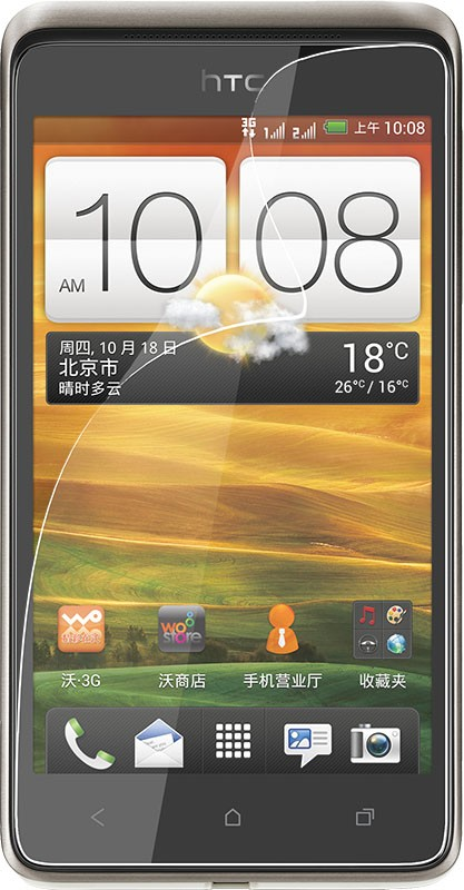 Защитная пленка Umax для HTC 400 clear - Фото 1