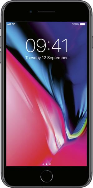 Apple iPhone 8 Plus 64GB (A1897) Space Gray - фото