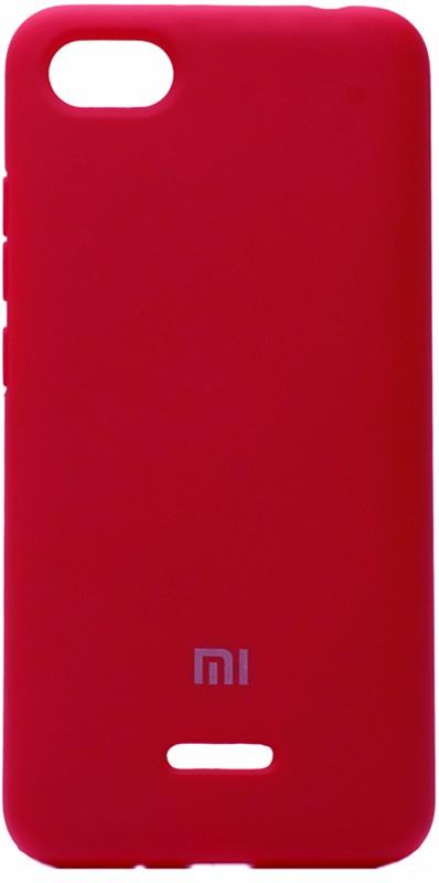 Купить Чехлы для телефонов, TOTO Silicone Case Xiaomi Redmi 6A Rose Red