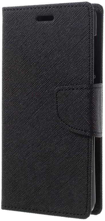 Чехол-книжка TOTO Book Cover Mercury Moto Z XT1650 Black - Фото 1