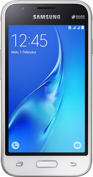 Samsung Galaxy J1 mini J105H/DS White - фото