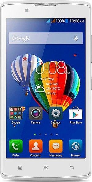 Смартфон Lenovo A2010 Dual White - Фото 1