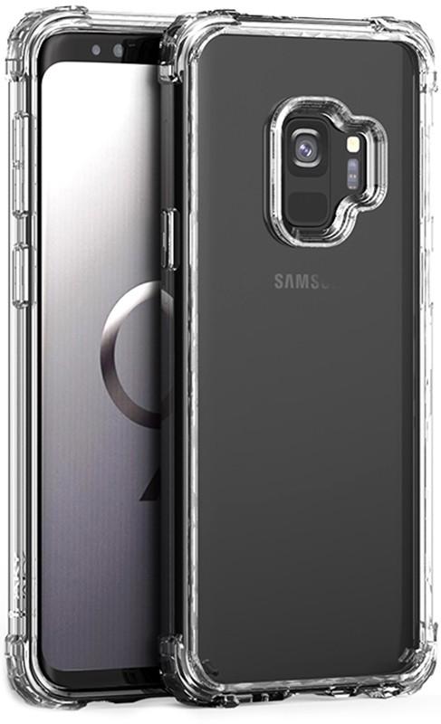 Купить Чехлы для телефонов, Ipaky Crystal Series/TPU Frame With Transparent PC Case Samsung Galaxy S9 Transparent