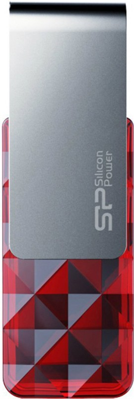USB Flash Silicon Power Ultima U30 16Gb Red - Фото 1