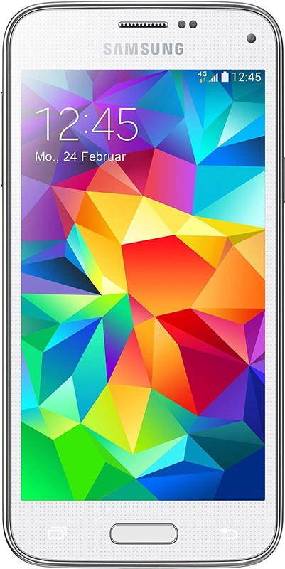 Смартфон Samsung Galaxy S5 Mini G800H Shimmery White - Фото 1