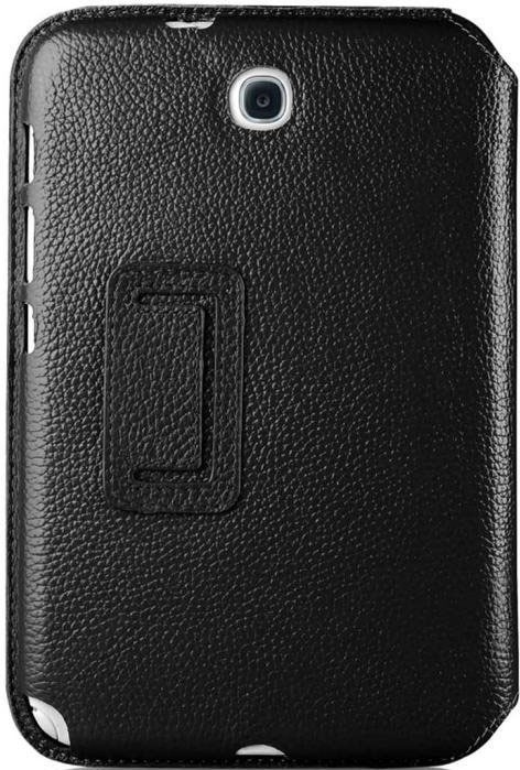Чехол-накладка Fashion case Samsung N5100 Galaxy Note 8.0 Black LCSAMN5100-FBK - Фото 1