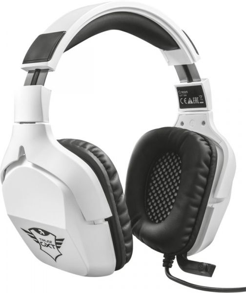 Trust GXT 345 Creon 7.1 White - фото