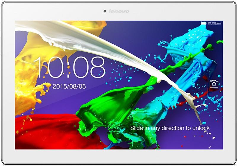 Планшет Lenovo Tab 2 A10-70L 16GB LTE Pearl White - Фото 1
