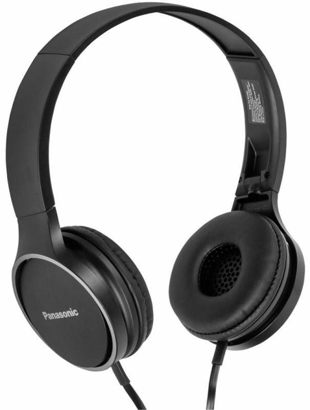 Купить Наушники и гарнитуры, Panasonic RP-HF300GC-K Black