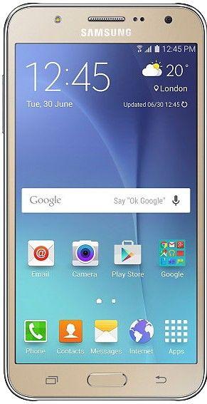 Смартфон Samsung Galaxy J5 J500H/DS Gold - Фото 1