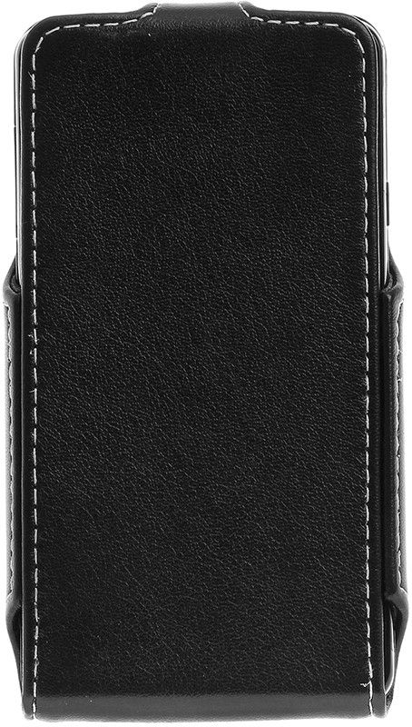 Чехол-флип RedPoint Flip Case для LG L60/X135/X145/X147 Черный - Фото 1