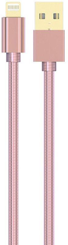 Купить Кабели и переходники, LDNIO LS24 Lighting cable 1m Rose gold