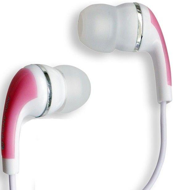 Наушники Avalanche AEF-MP3-381 розовые - Фото 1
