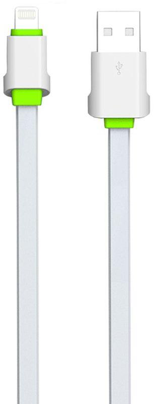 Купить Кабели и переходники, LDNIO LS01 Lighting cable 2m White