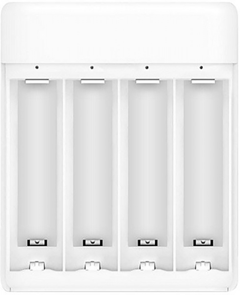 Зарядное устройство Xiaomi Rechargeable Batteries Charger AA/AAA White