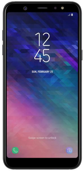 Samsung Galaxy A6+ 3/32 GB A605F 2018 Black - фото