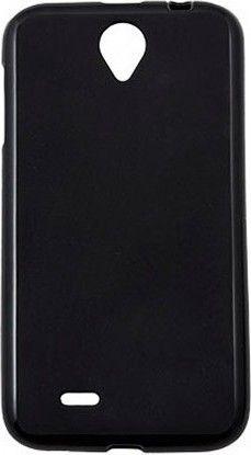 Чехол-накладка NoName Elastic PU case для Lenovo A850 Black - Фото 1