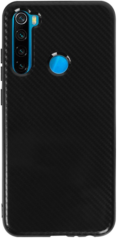 Купить Чехлы для телефонов, TOTO TPU Carbon Fiber 2, 0mm Case Xiaomi Redmi Note 8 Black