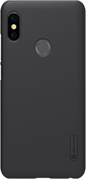 Nillkin Super Frosted Shield Xiaomi Redmi Note 5 Black - фото