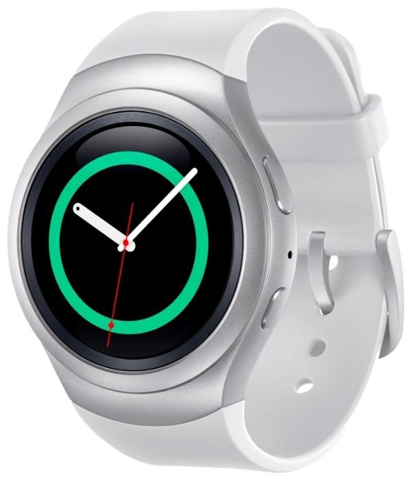 Смарт-часы Samsung Gear S2 Sports Silver - Фото 1