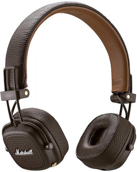 Marshall Major III Bluetooth Brown (4092187) - фото