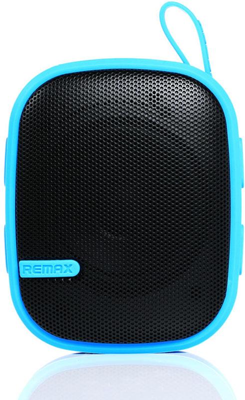 Портативная акустика Remax Outdoor Bluetooth 3.0 Speaker RB-X2 Blue - Фото 1