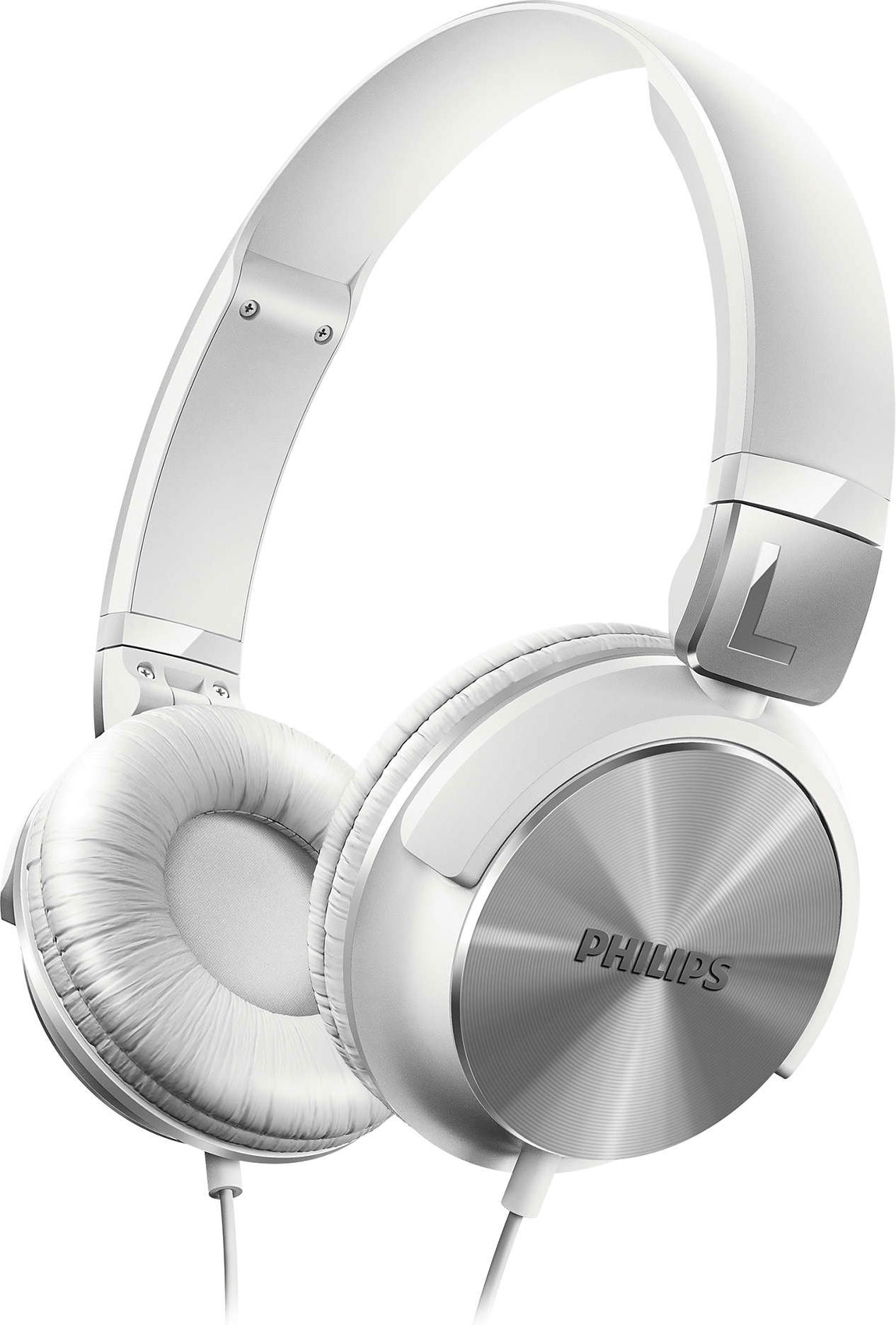 Наушники Philips SHL3160WT/00 White - Фото 1