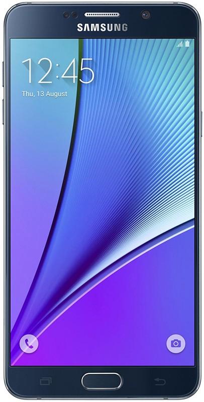 Смартфон Samsung Galaxy Note 5 N920C Black - Фото 1