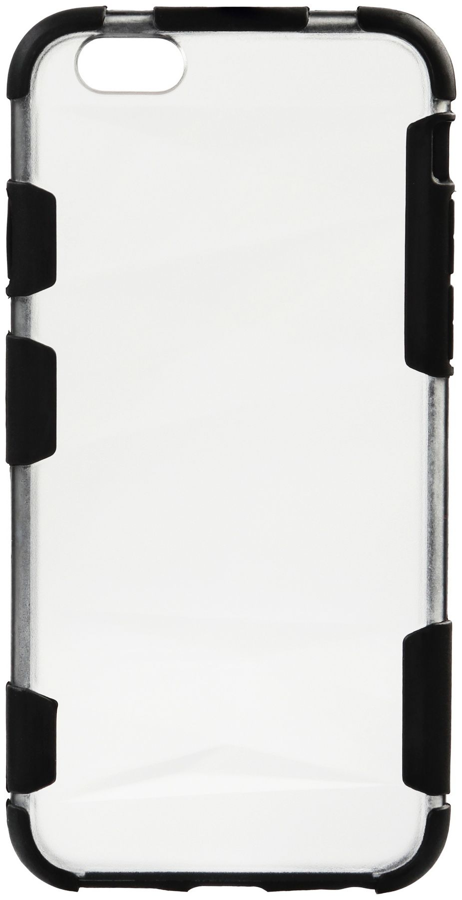 Купить Чехлы для телефонов, TOTO TPU+PC+PU case iPhone 6/6s Black