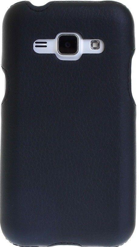 Чехол-накладка RedPoint Smart Чёрный для Samsung Galaxy J1 Duos SM-J100 - Фото 1
