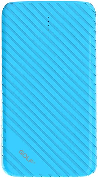 GOLF Power Bank 10000 mAh G19 3.1A Li-pol Blue