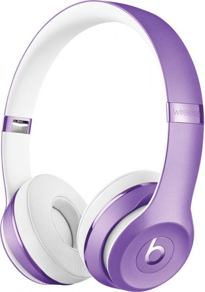 Beats by Dr. Dre Solo 3 Wireless Violet - фото