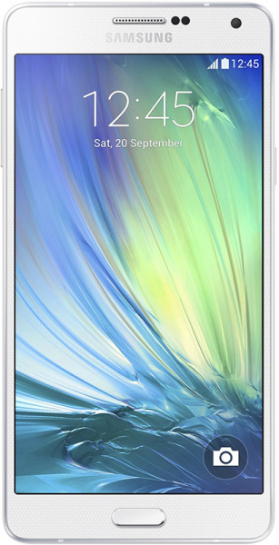 Samsung Galaxy A7 A700H/DS White - фото