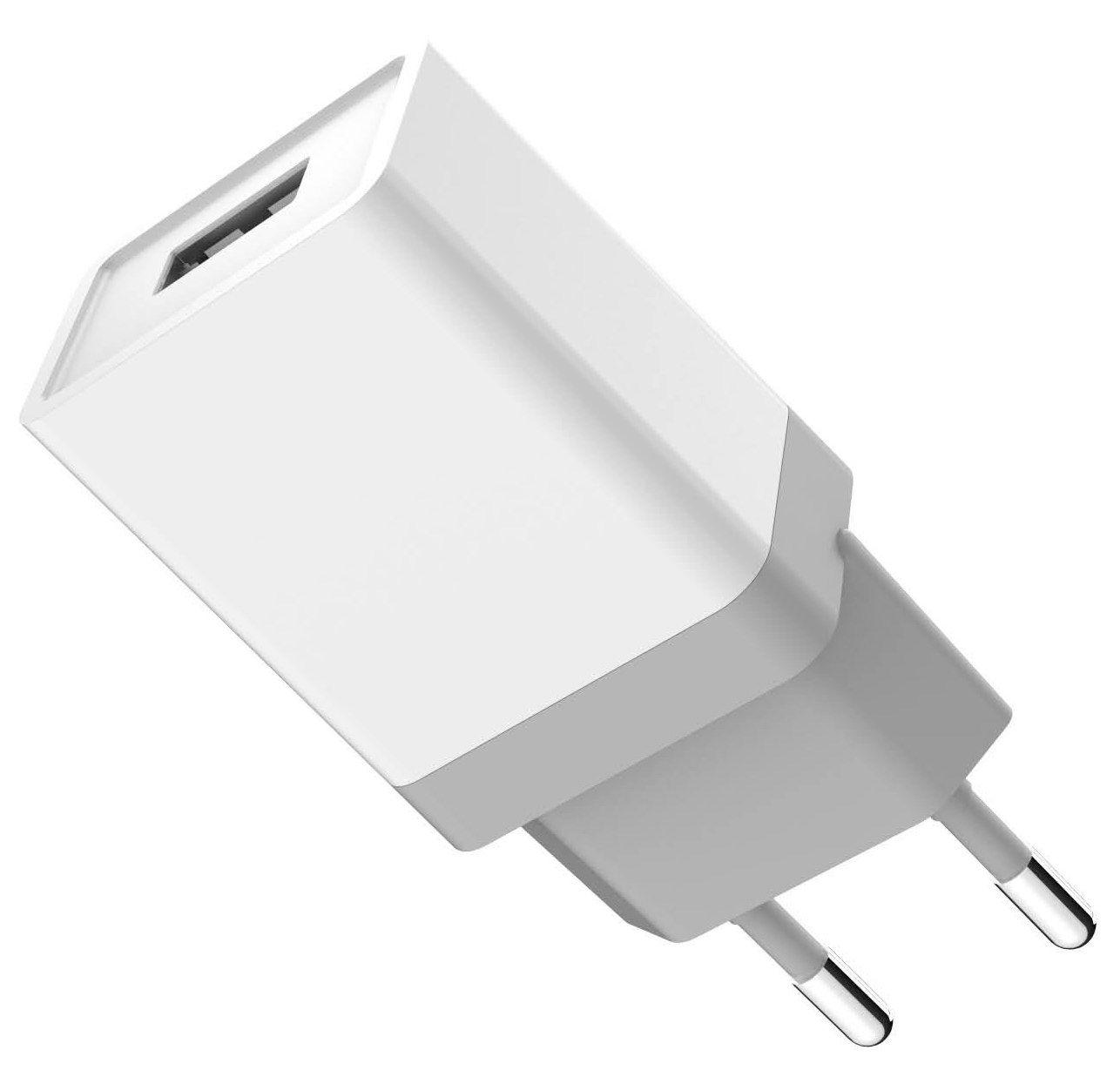 Купить Зарядные устройства, GOLF GF-U1 Travel charger 1USB 1A White