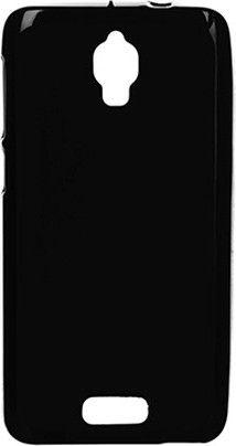Чехол-накладка Drobak Elastic PU для Lenovo S660 Black - Фото 1